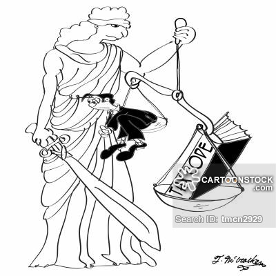 400x400 Scales Of Justice Cartoons And Comics