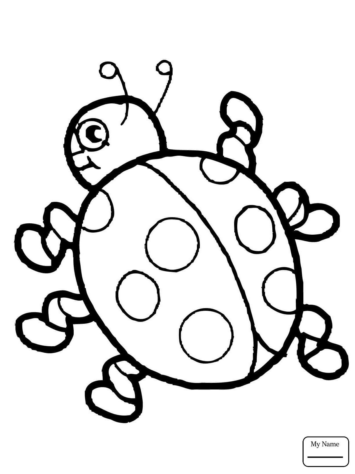 1224x1632 Cartoon Ladybug Ladybug Insects Ladybug Coloring Pages For Kids