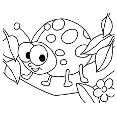 230x230 Ladybug Coloring Pages