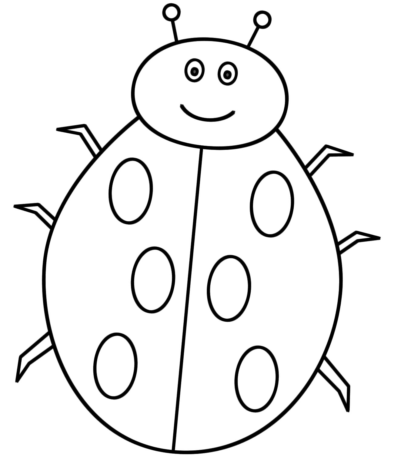 1300x1509 Ladybug And Cat Noir Coloring Pages Free Draw To Color