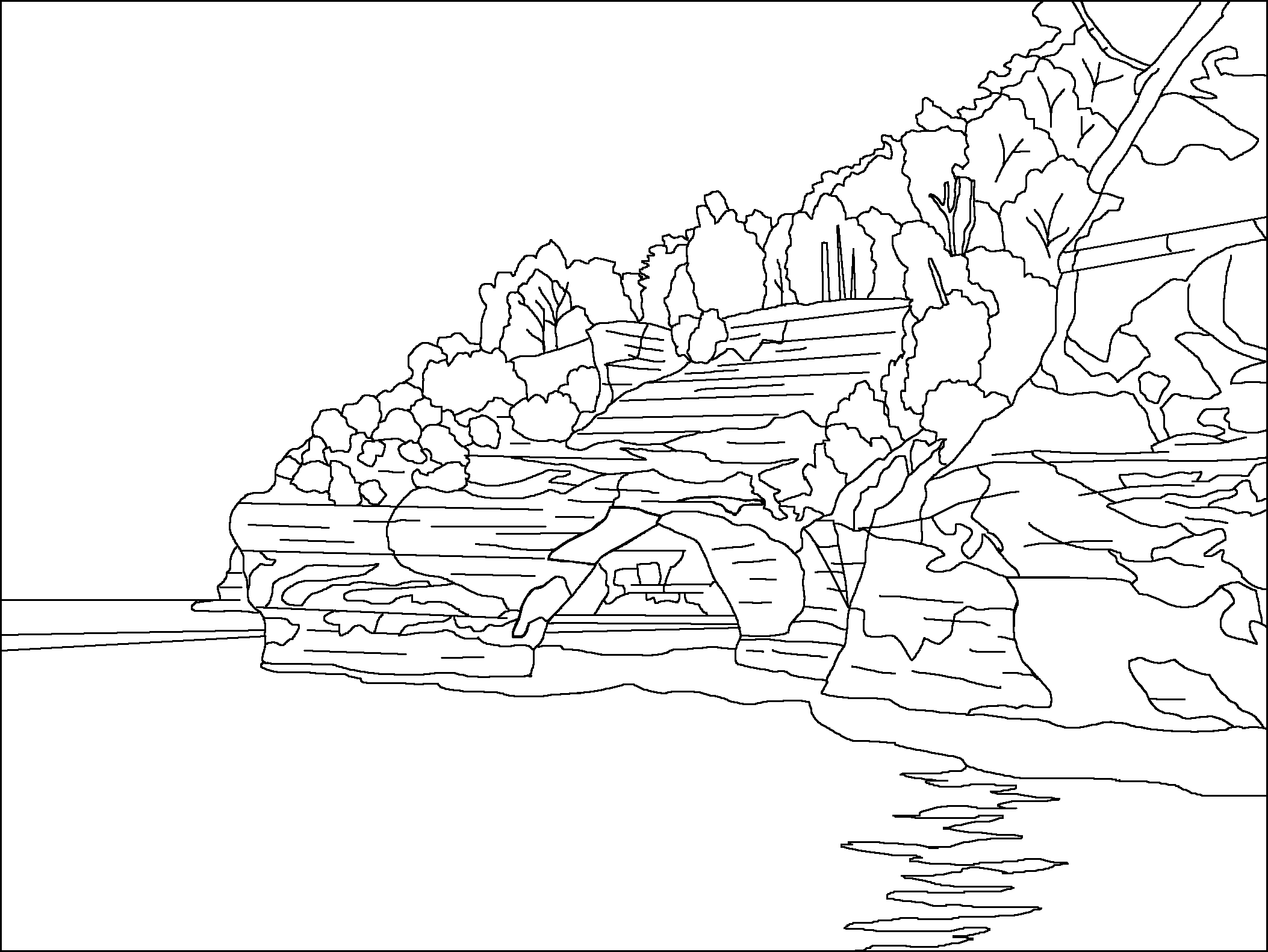 2106x1581 Lake