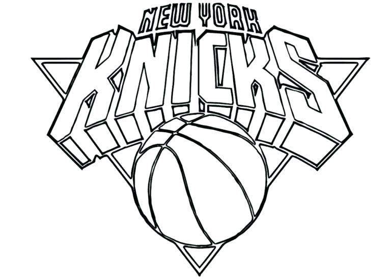 It is a graphic of Transformative Lakers Coloring Page