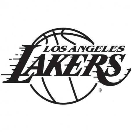 455x455 Los Angeles Lakers Logo Wall Decal Logo Board Los