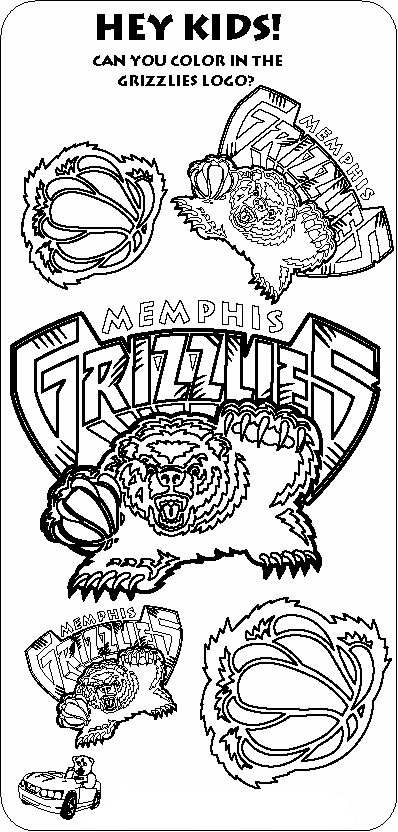 398x832 Color The Grizzlies Logos The Official Site Of The Memphis Grizzlies