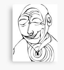 210x230 Dalai Lama Drawing Metal Prints Redbubble