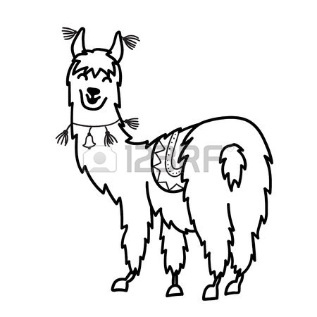 450x450 Lama Cartoon Stock Photos. Royalty Free Business Images