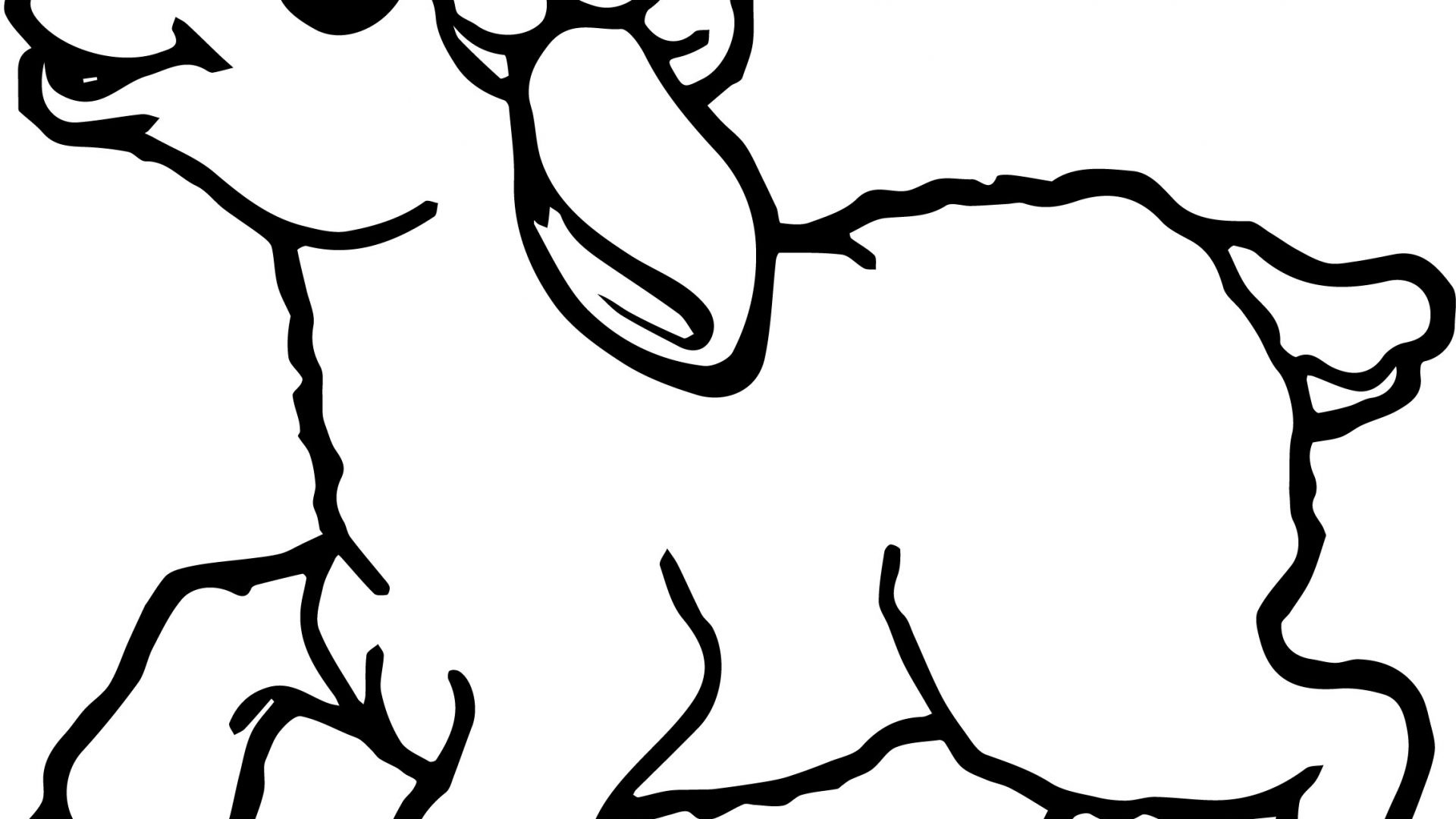 Lamb Drawing Images at GetDrawings.com | Free for personal use Lamb ...