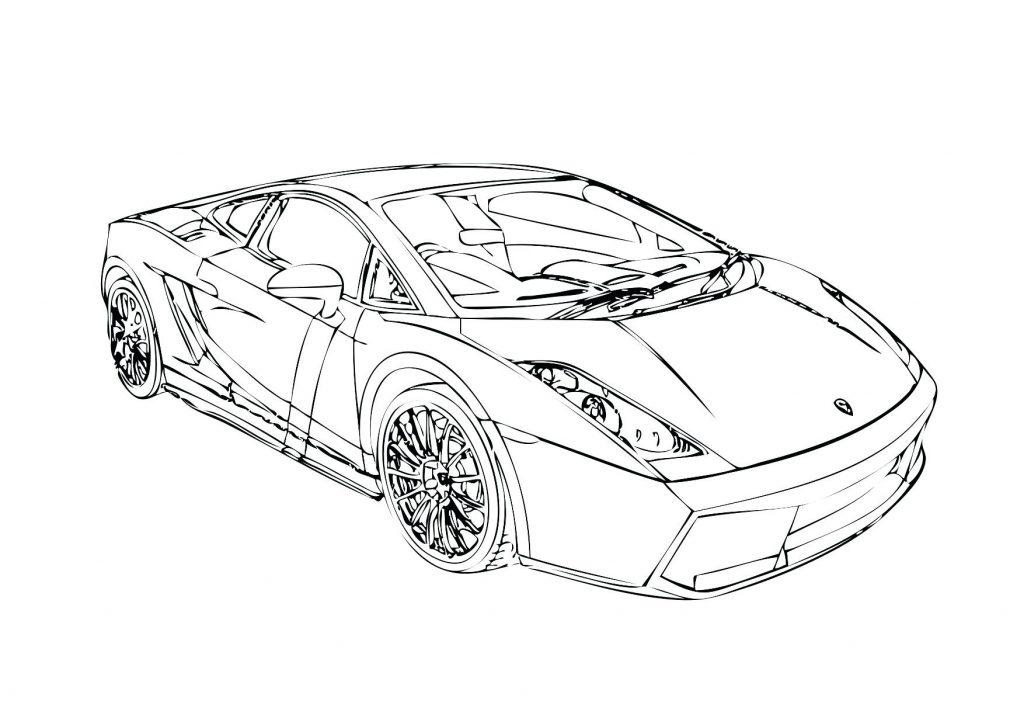 Lamborghini Aventador Drawing at GetDrawings.com   Free for personal ...