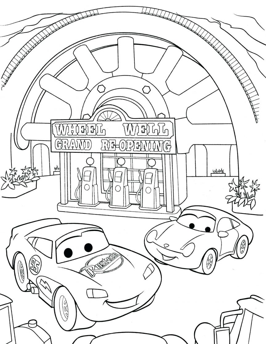 863x1117 Full Size Of 2 Muscle Car Coloring Pages Cars Large Lamborghini