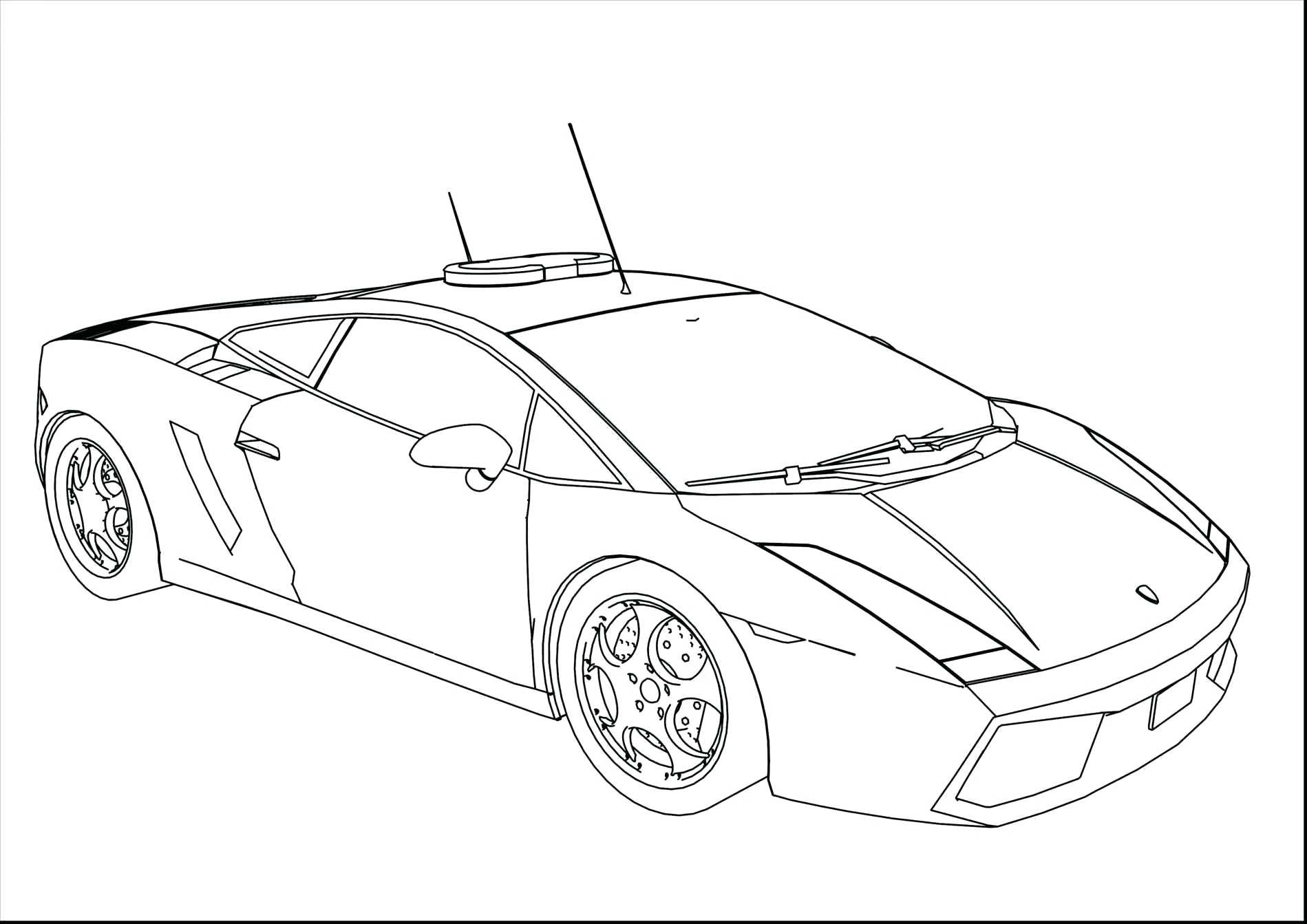 1899x1343 Muscle Car Coloring Pages Beautiful Drawn Lamborghini Muscle Car