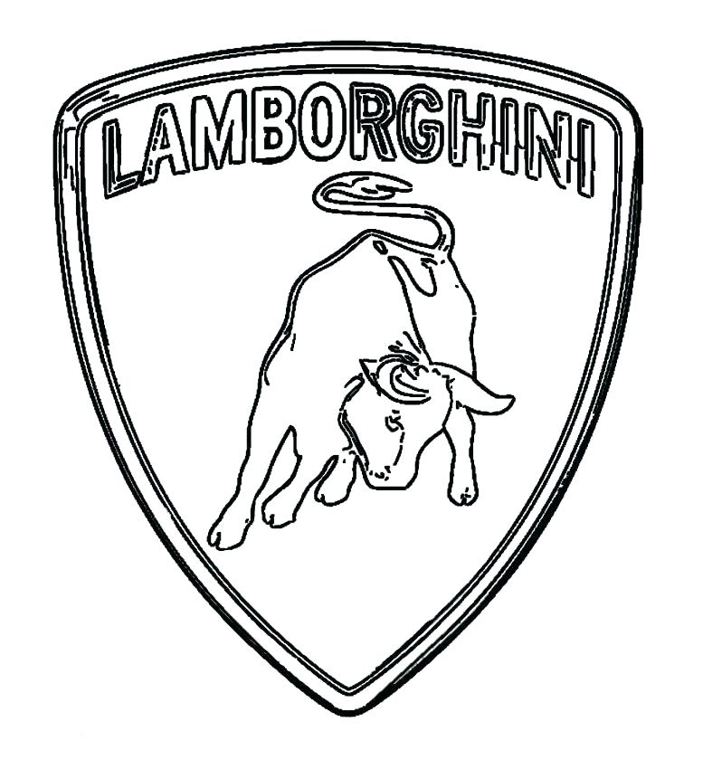 777x850 Lamborghini Coloring Pages Lovely Design Printable