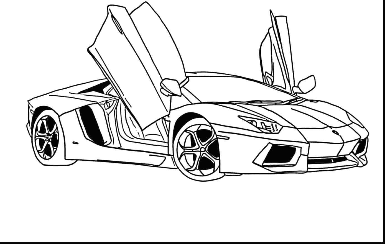 Lamborghini Drawing at GetDrawings | Free download