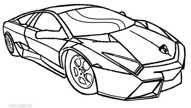 750x425 Lamborghini Coloring Page Printable Lamborghini Coloring Pages