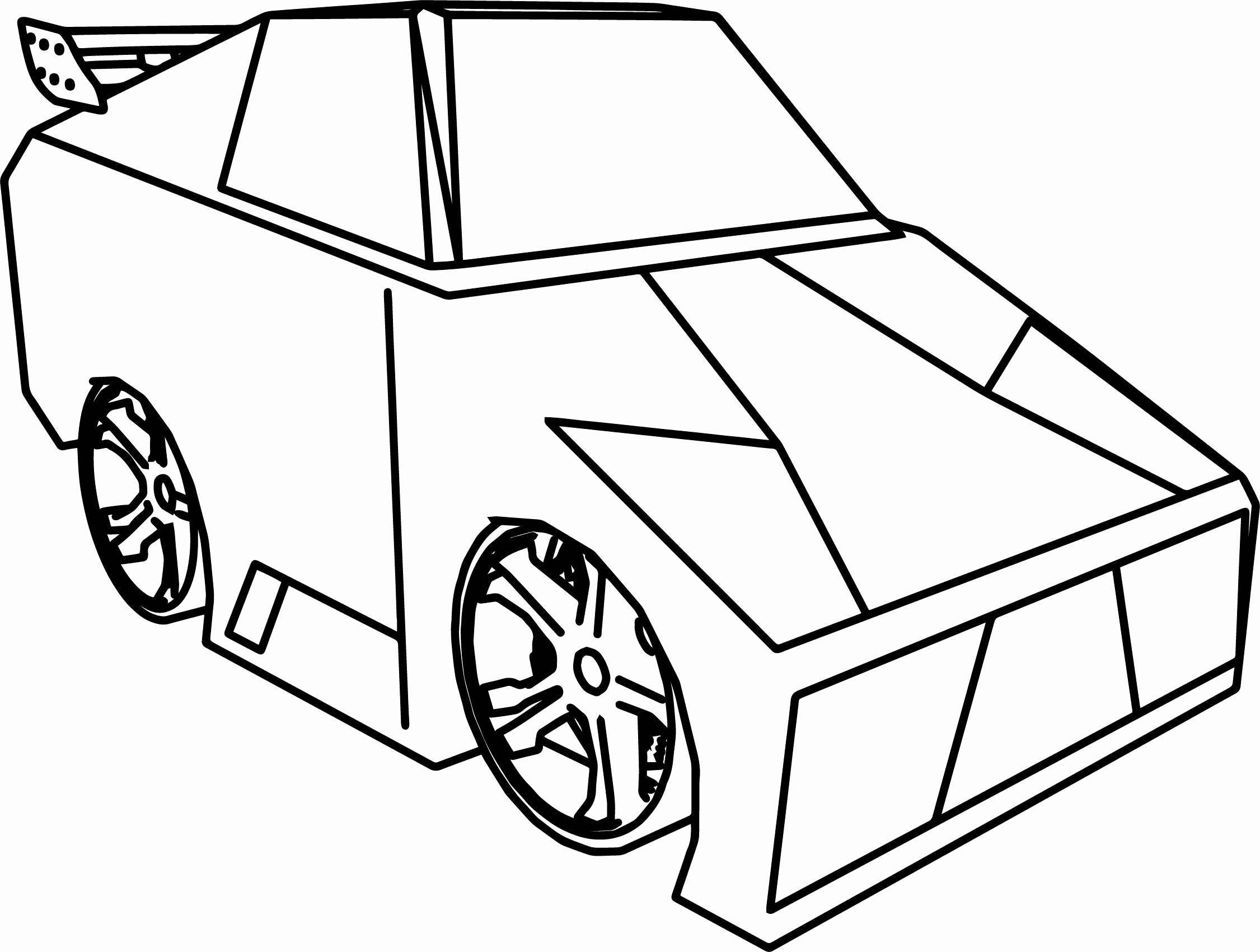 Coloring Pages Of Police Car : Lamborghini drawing pictures at getdrawings.com free for personal