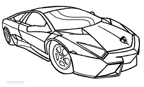 474x288 Printable Lamborghini Coloring Pages For Kids Cool2bkids