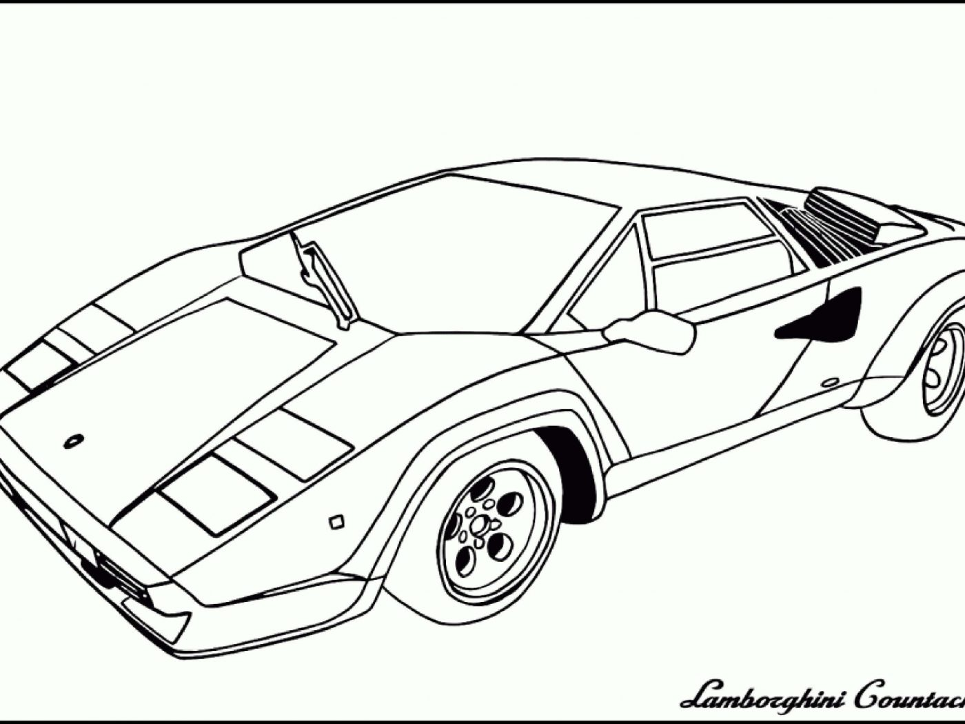 1400x1050 Awesome Lamborghini Veneno Coloring Pages Photos