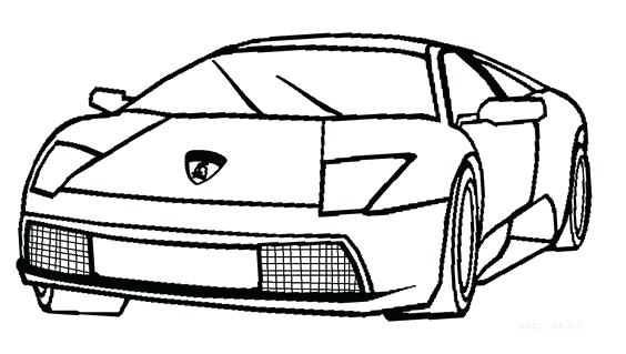 564x319 Lamborghini Coloring Pages Printable Coloring Pages For Kids