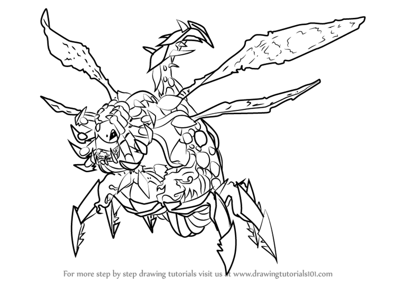 800x567 Learn How To Draw Kor From Jak And Daxter Step By On Lamborghini