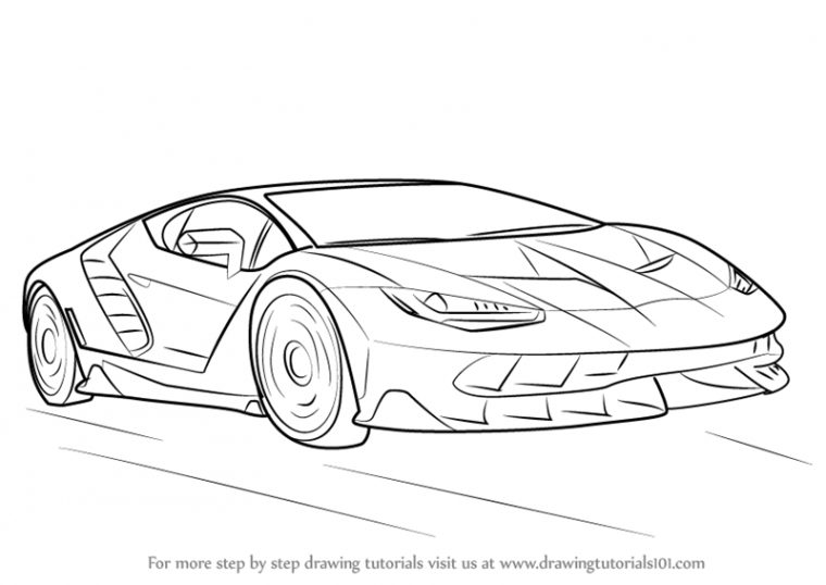 760x538 New Cool Drawings Of Cars Step By Step 2017 Coolest Car Wallpapers