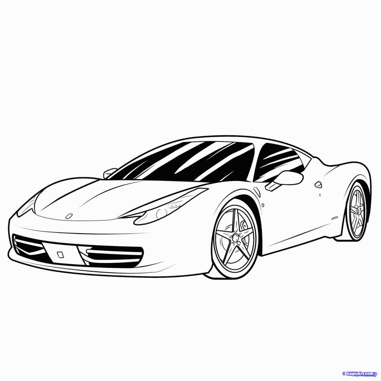 1264x1264 Pencil And In Color How To Draw A Sports Lamborghini Youtube How