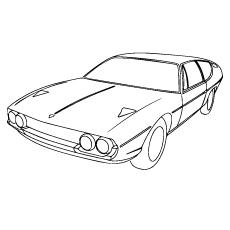 230x230 Peaceful Design Ideas Printable Lamborghini Coloring Pages