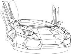 236x180 Lamborghini Aventador Lp700 4 Blueprint Database