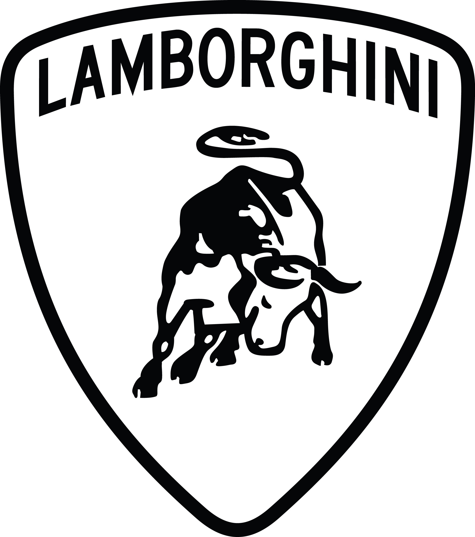 2141x2424 Lamborghini D1 Decal Sticker A1 Decals