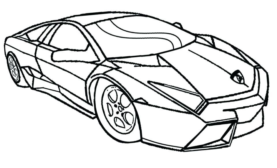 Lamborghini Reventon Drawing at GetDrawings | Free download