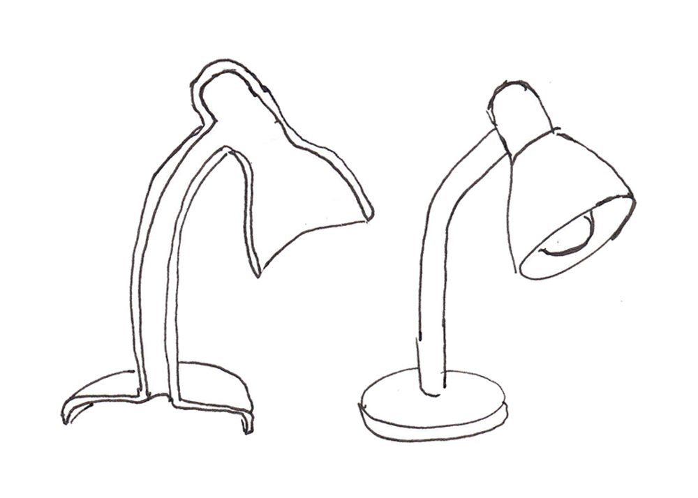 1000x714 Rubber Lamp By Thomas Schnur Moco Vote