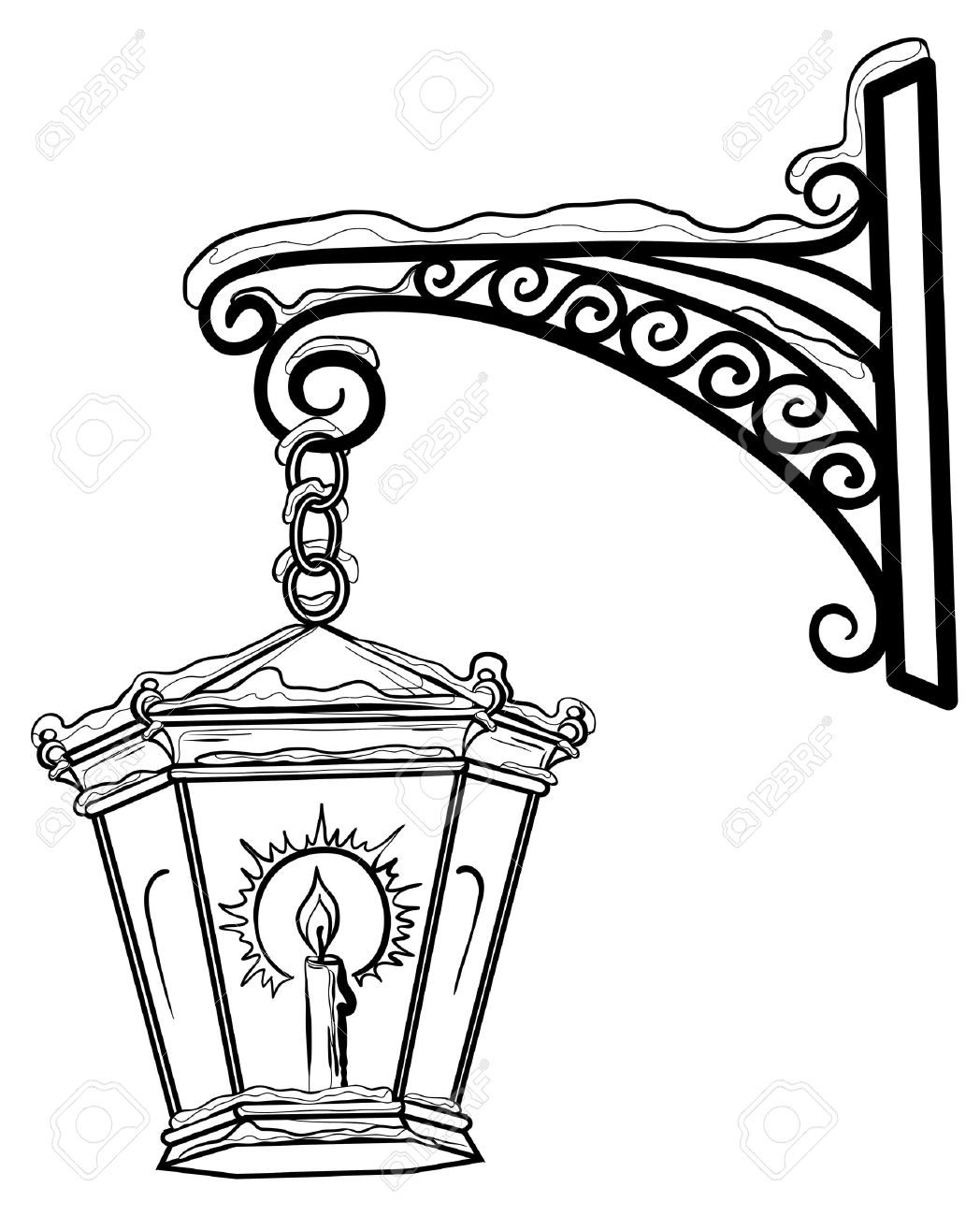 1048x1300 Street Lamp Stock Illustrations, Cliparts And Royalty Free Street