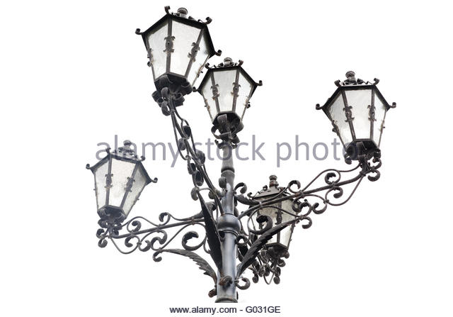 640x447 Street Lamp Cut Out Stock Photos Amp Street Lamp Cut Out Stock