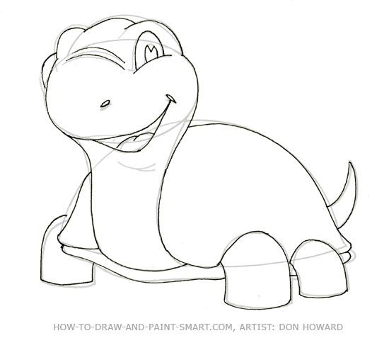 550x477 How To Draw A Turtle ) Plus Lots Of Other Animals Art Teacher