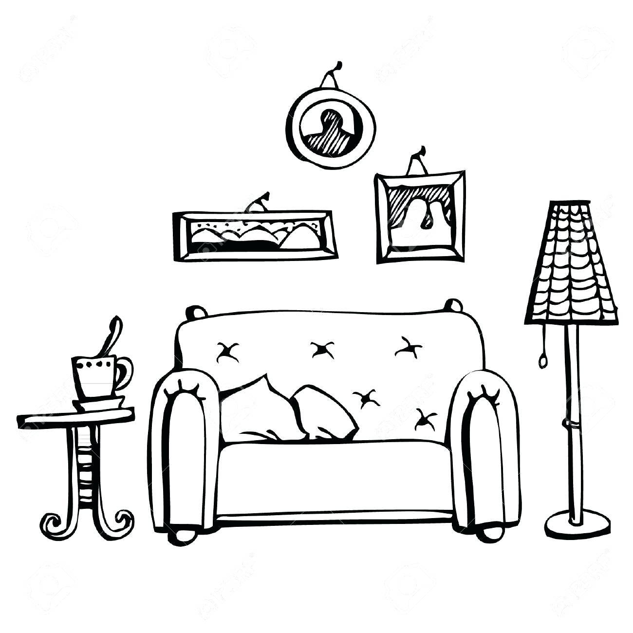 1300x1300 Elegant Table Lamp Drawing