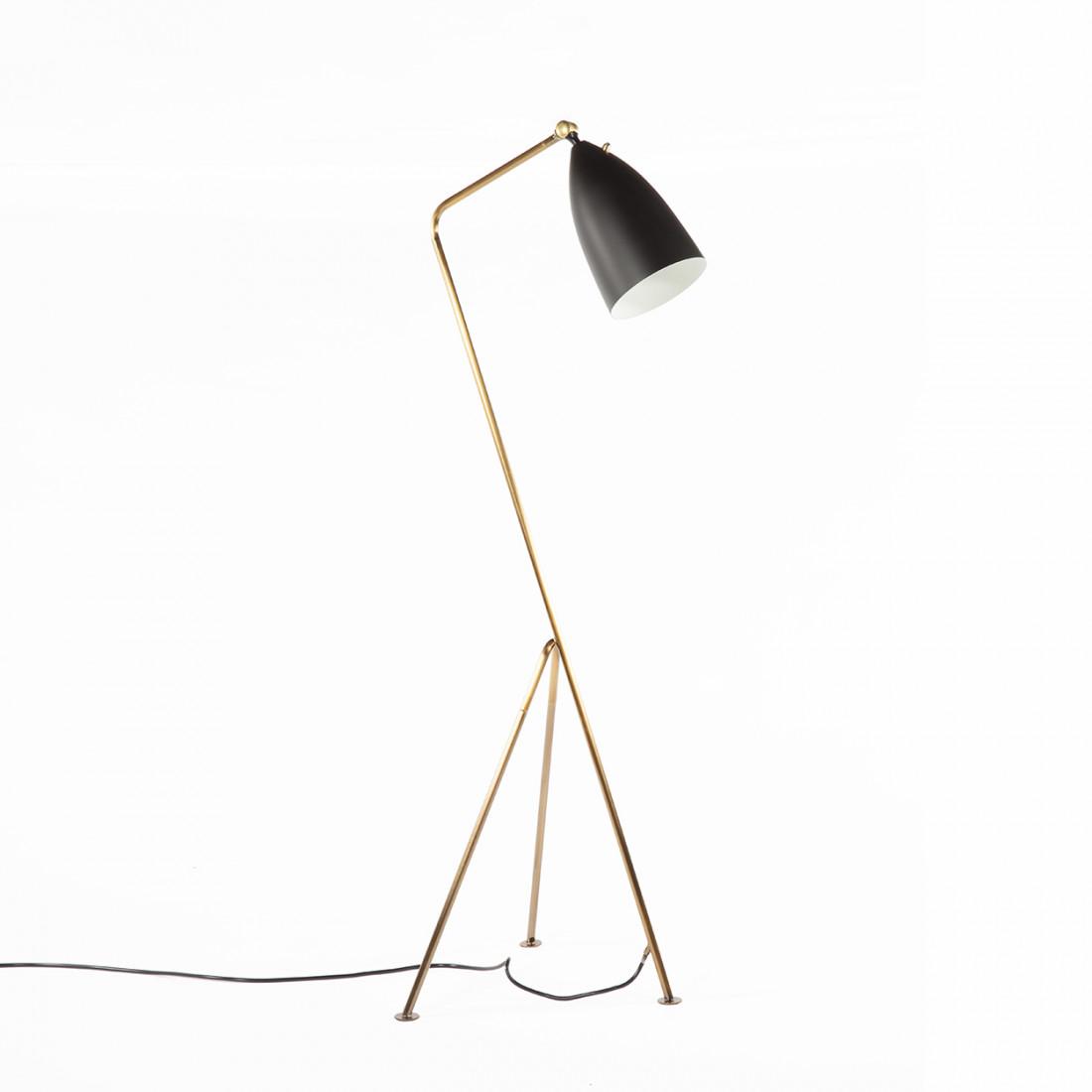 1100x1100 Mid Century Modern Reproduction Grasshopper Floor Lamp