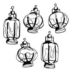 240x240 Search Photos Balloon Paper Lamp