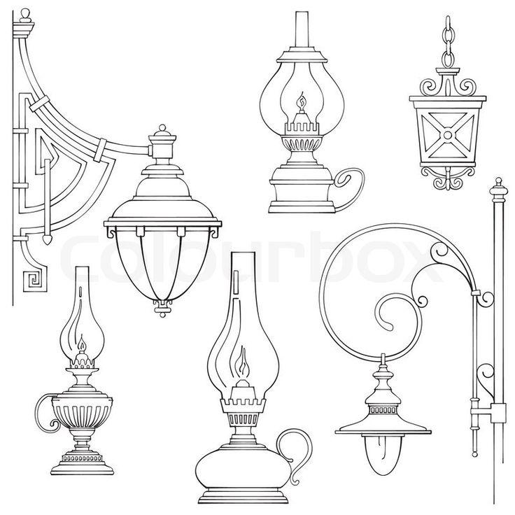 736x736 The Best Lamp Draw Ideas On Tattoo Light, Seja Luz