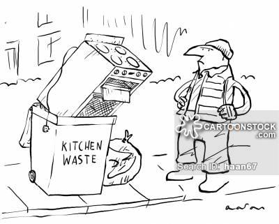 400x321 Waste Management Cartoons And Comics