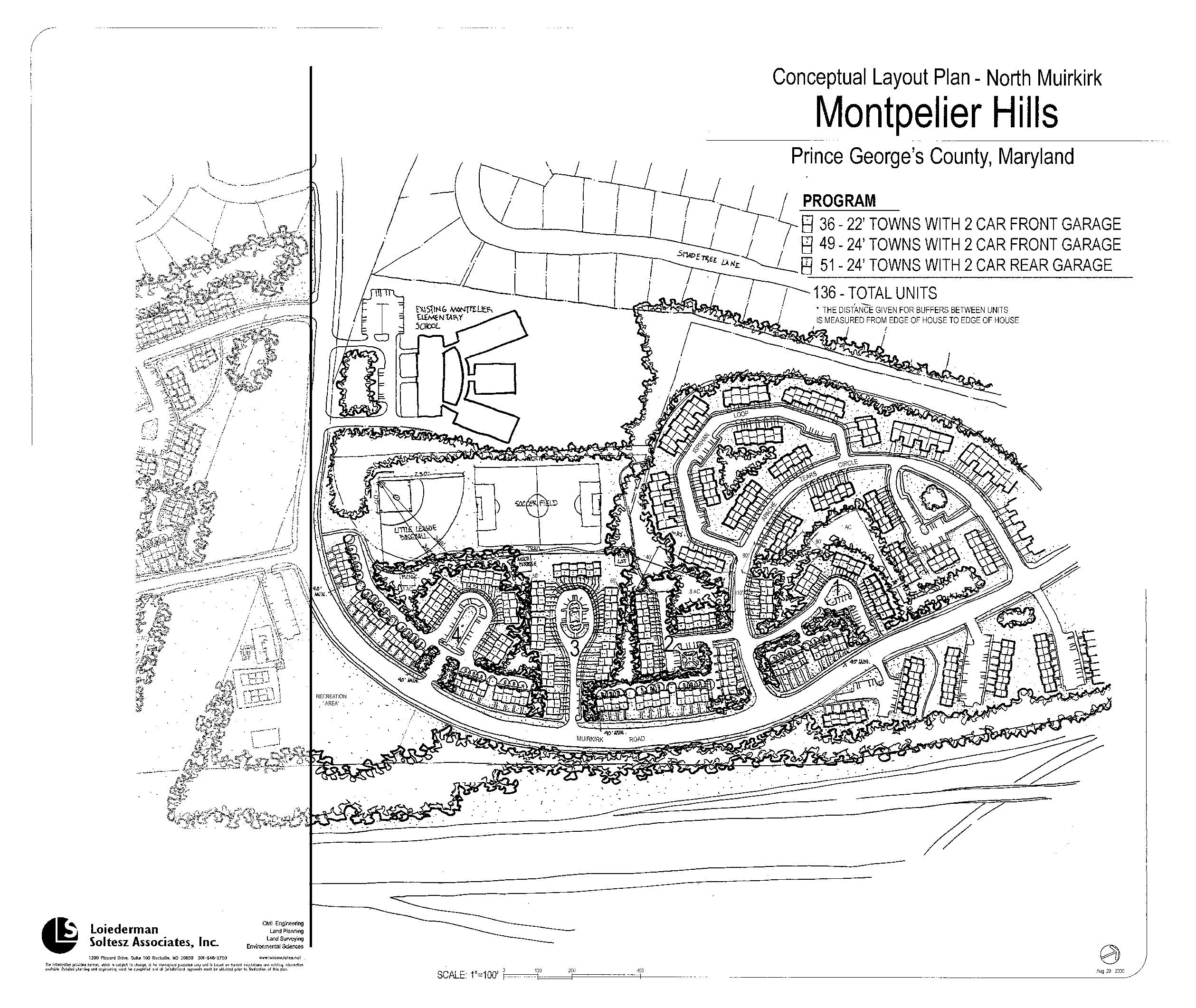 2518x2122 Montpelier Hills Build Out Of Undeveloped Land Parcels