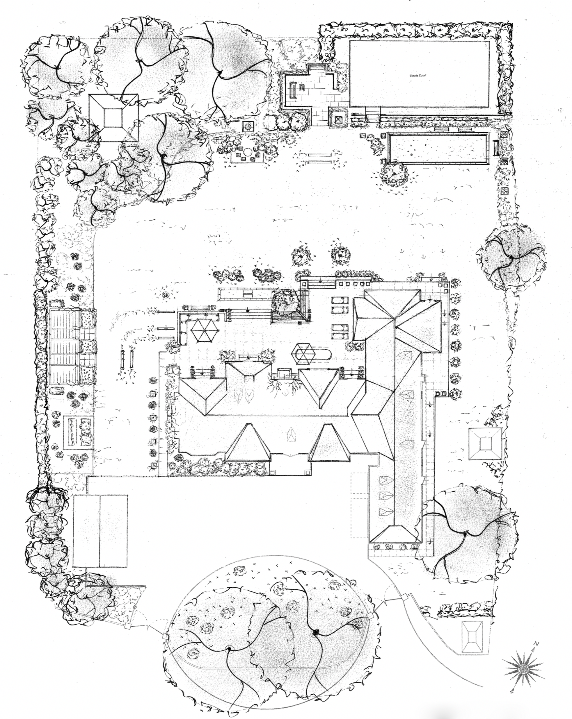 1966x2474 Drawings Our Landscape Designs