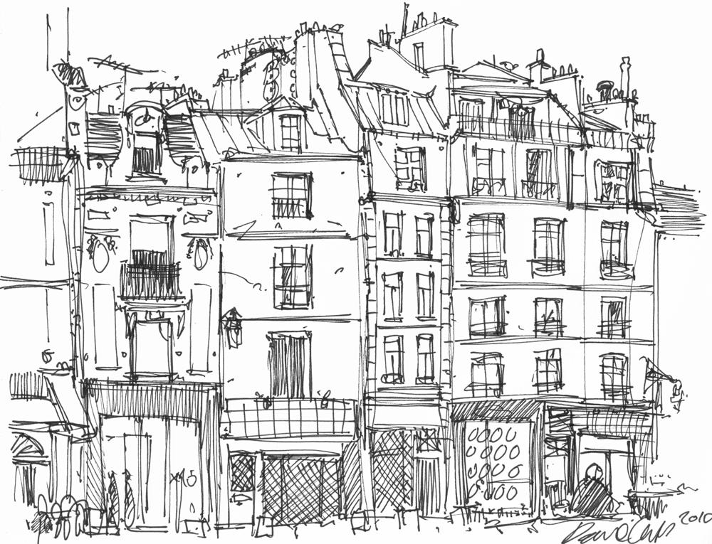1000x765 dave gibbons artwork Landscape Drawings Ideas Pinterest