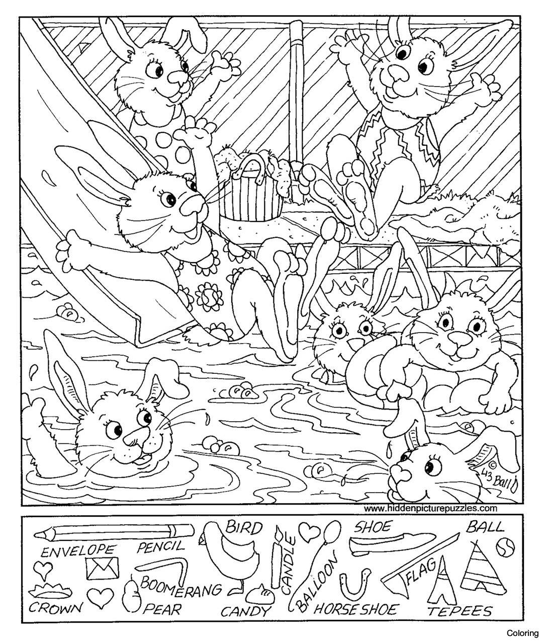 1082x1274 Highlights Hidden Pictures Pdf Coloring Printable Diaiz