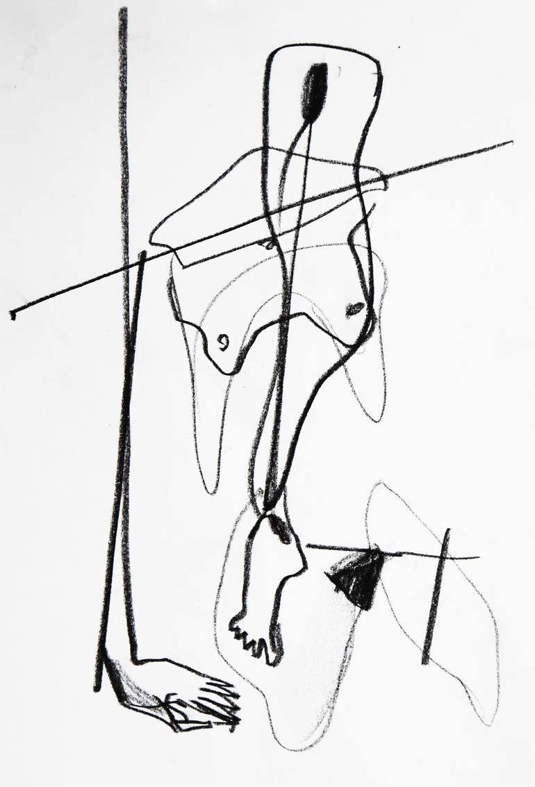 770x1133 Saatchi Art Transformation 6 Drawing By Juli Lyashuk