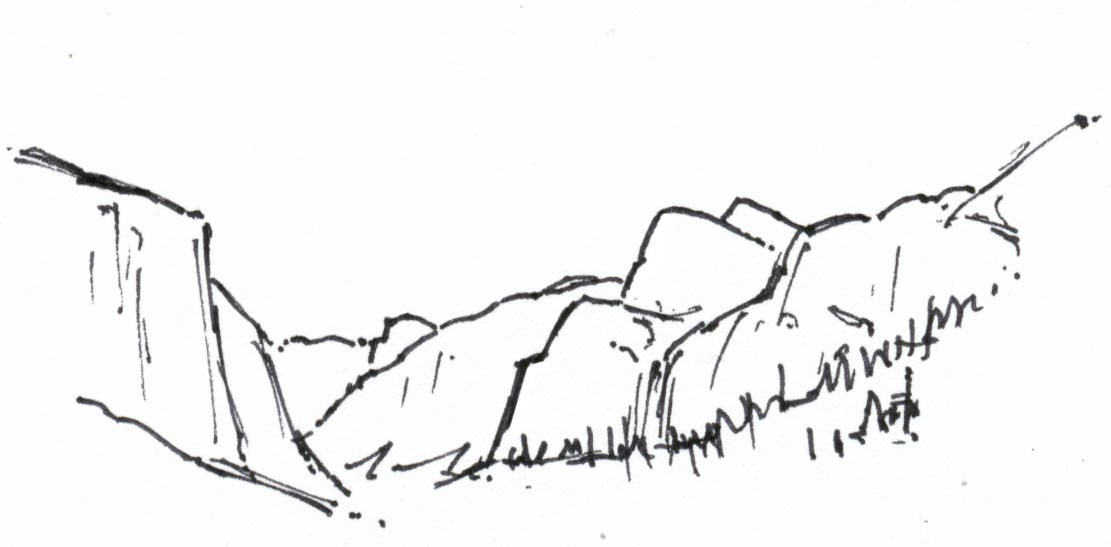 1111x547 5 Minute Landscape Water Soluble Pen