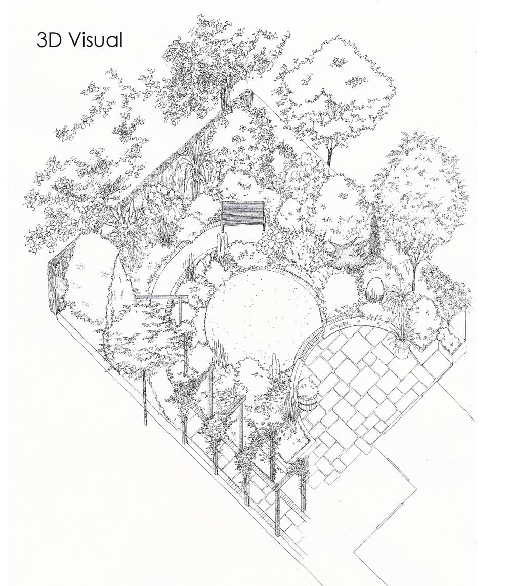 1000x1158 David Blakemore Garden Design, Yorkshire, Uk