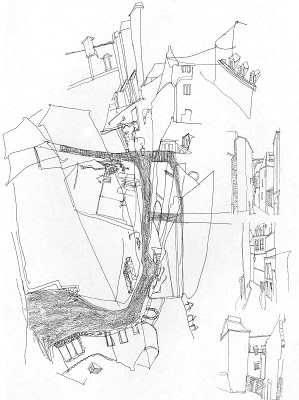 299x400 Turn Of The Centuries On Site Sketching European Flashback