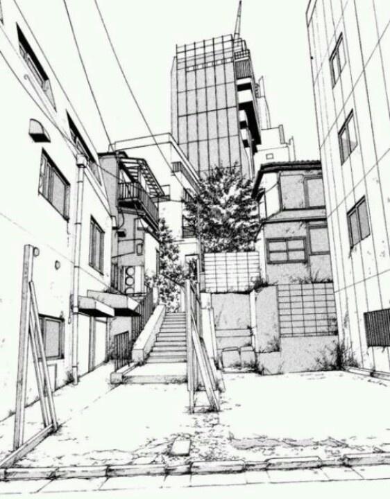 562x720 Photos Drawing Landscape Anime,