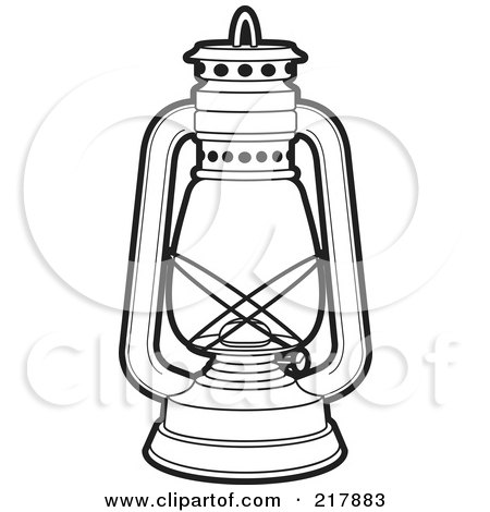 450x470 Royalty Free (Rf) Clipart Illustration Of An Outlined Haricot