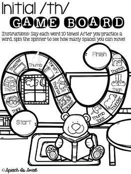 263x350 Articulation Game Boards {Freebie!} By Speech Is Sweet Tpt