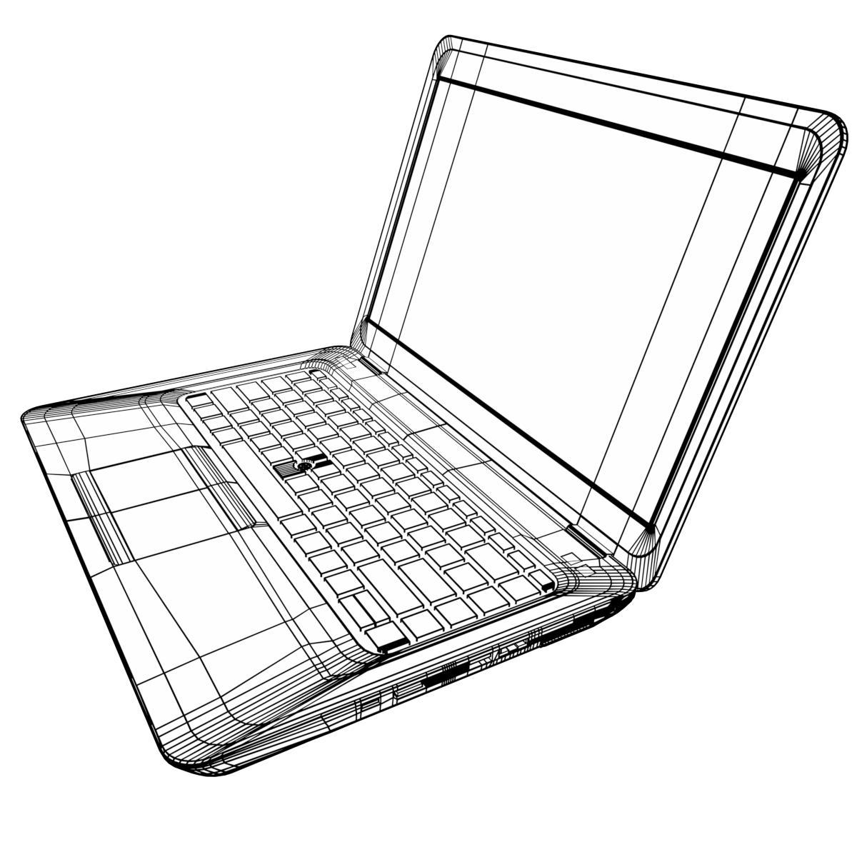 1200x1200 Hp Elitebook 840 G3 Customizable Laptop By Francescomilanese 3docean