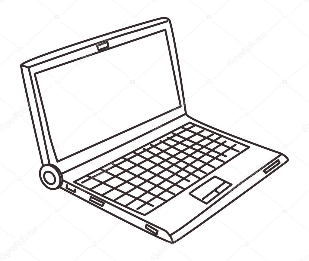 1024x868 Hand Drawn Notebook Stock Vector Vectorfirst